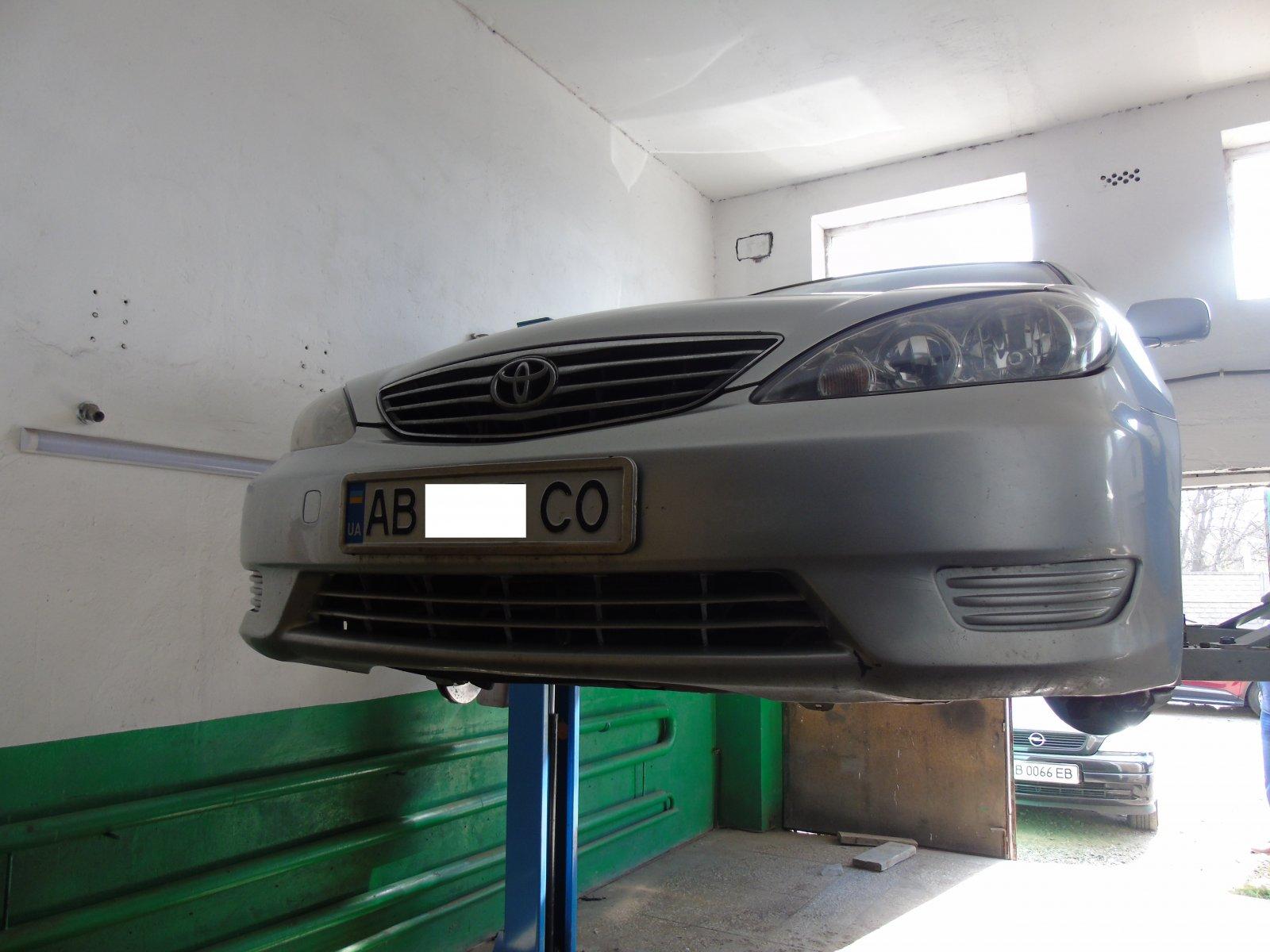 Доброго дня))). Сьогодні відновили підвіску Toyota Camry V30 ( сайлентблоки передніх важелів задні). Фото ДО та ПІСЛЯ.