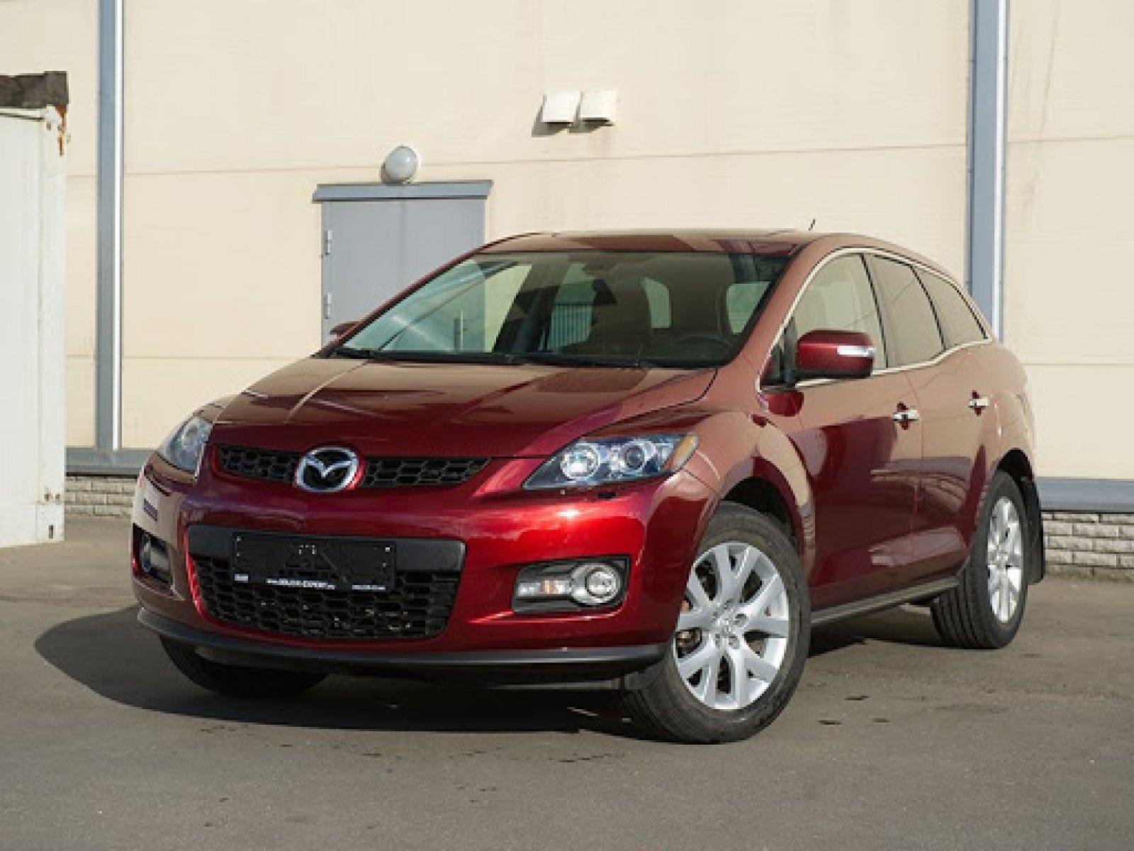 Відновлення задньої підвіски на Mazda CX - 7