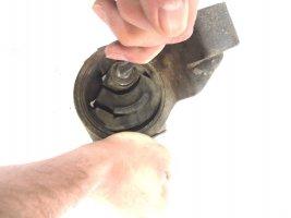Відновлення опори  двигуна