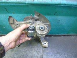 Відновлення задньої підвіски на Ford Fusion (USA)