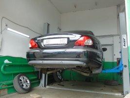 Відновлення підвіски до Jaguar X-Type 2007 року